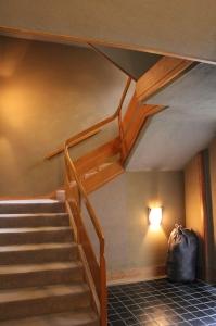 村野氏が得意としていた階段のデザイン