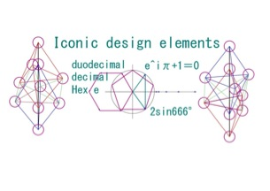 黄金比、超越数の抱える進数と計算法の問題 宗教的図像生命の木の新解釈等の象徴的表現