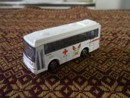 献血で貰ったミニカー