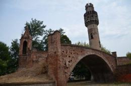 18世紀に建築されたノルマの塔
