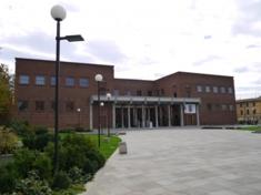 コンクール会場 Museo del Violino