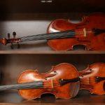 最近の作品より ヴァイオリンとヴィオラ