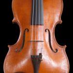 第4回展示会出展楽器 ビオラ モデル:Gasparo da Salo (c.1580) 39.0cm 2011年製作 小さいわりに良く鳴ります、一度手にとって奏てみてください。