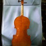 第4回展示会出展作品 バイオリン ストラディバリモデル