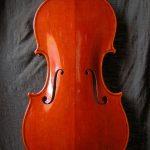 バイオリン モンタニアーナモデル    2009年製作