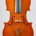 2007年製作ヴァイオリン チャイコフスキーコンクール 第1位受賞作品